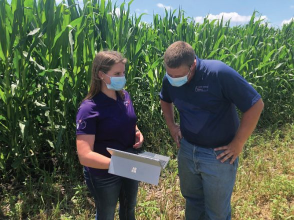Illinois Nutrient Loss Strategy, LaSalle Field Day